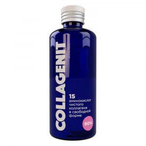 Коллагенит комплекс 15 аминокислот чистого коллагена в свободной форме 90%