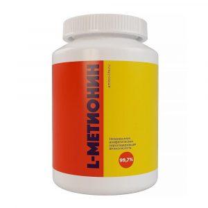 L-Метионин алифатическая основная серосодержащая аминокислота 99,7%
